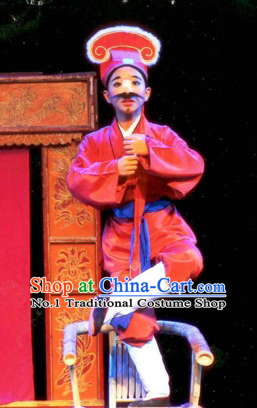 Asian Fashion China Traditional Chinese Dress Ancient Chinese Clothing Chinese Traditional Wear Chinese Opera Clown Costumes for Kids