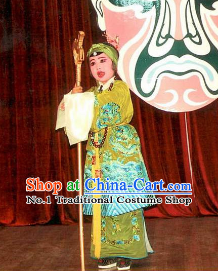 Asian Fashion China Traditional Chinese Dress Ancient Chinese Clothing Chinese Traditional Wear Chinese Opera Grandmother Costumes for Children
