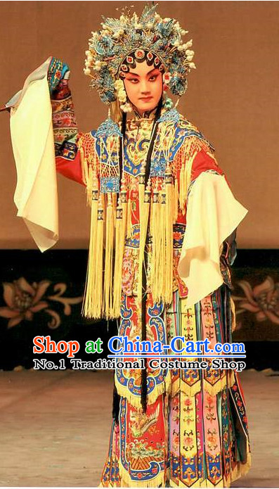 Asian Fashion China Traditional Chinese Dress Ancient Chinese Clothing Chinese Traditional Wear Chinese Empress Yang Yuhuan Opera Costumes for Children