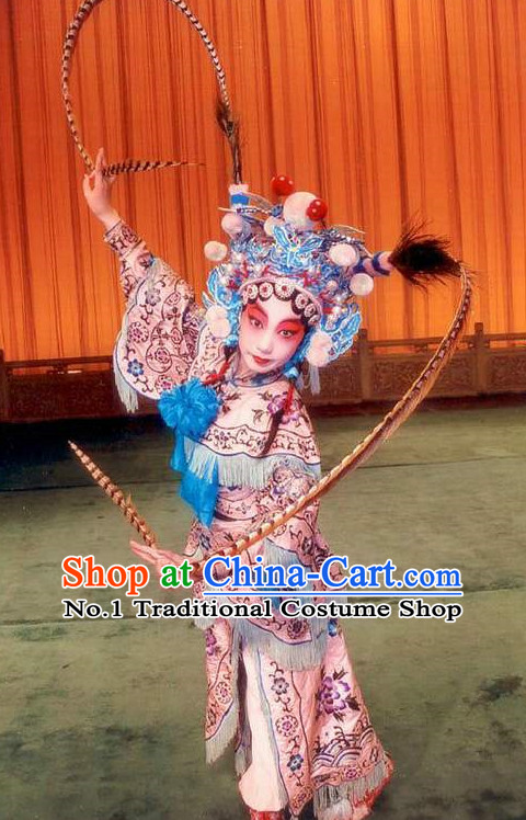 Asian Fashion China Traditional Chinese Dress Ancient Chinese Clothing Chinese Traditional Wear Chinese Opera Hua Tan Costumes for Children