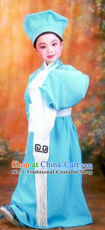 Asian Fashion China Traditional Chinese Dress Ancient Chinese Clothing Chinese Traditional Wear Chinese Opera Young Scholar Costumes for Children