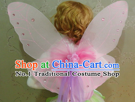 Chinese Traditional Butterfly Wings for Performance