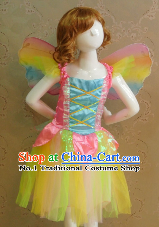 Chinese Traditional Butterfly Wings for Kids