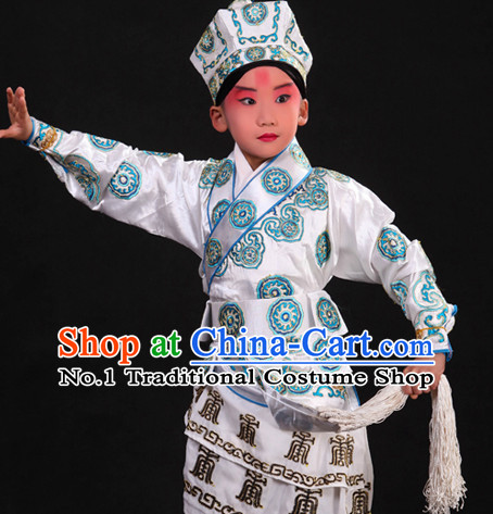 Asian Fashion China Traditional Chinese Dress Ancient Chinese Clothing Chinese Traditional Wear Chinese Opera Wu Sheng Costumes for Children