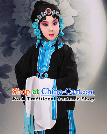Asian Fashion China Traditional Chinese Dress Ancient Chinese Clothing Chinese Traditional Wear Chinese Opera Qing Yi Costumes for Children