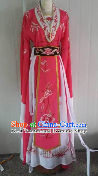 Asian Chinese Traditional Dress Theatrical Costumes Ancient Chinese Clothing Chinese Attire Mandarin Opera Costumes for Women
