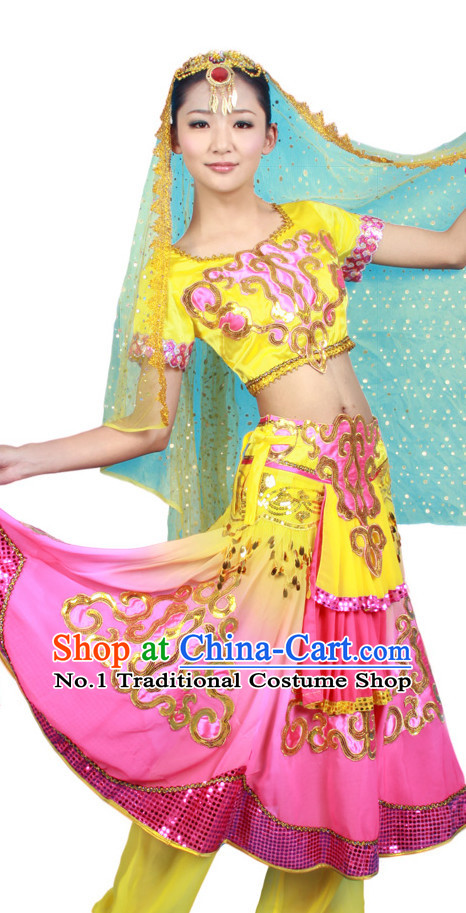 Asian Fashion China Dance Apparel Dance Stores Dance Supply Indian Dance Costumes for Women
