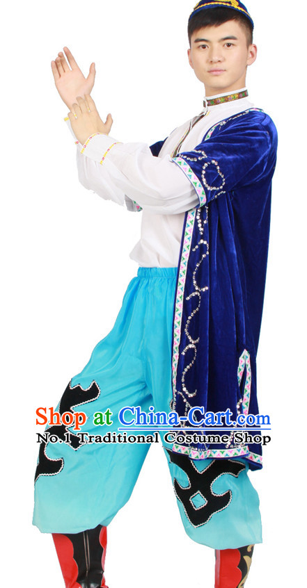 Asian Fashion China Dance Apparel Dance Stores Dance Supply Chinese Dance Costumes for Men