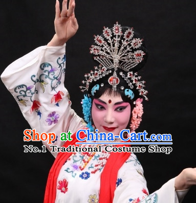 Chinese Traditional Opera Hair Accessories
