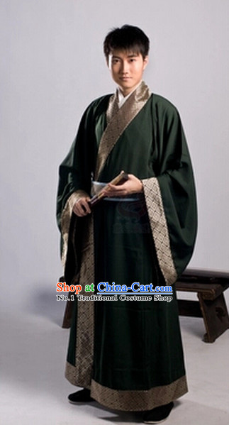 Chinese Traditional Hanfu Suit for Men