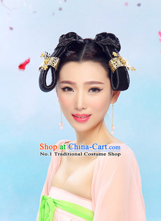 Chinese Traditional Hair Extensions Hair Accessories
