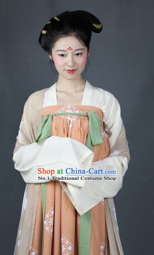 Chinese Traditional Hanfu Designer Dresses Plus Size Costumes for Women