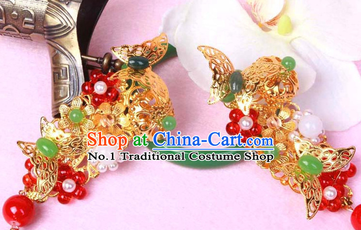 Ancient Chinese Handmade Headwear for Women