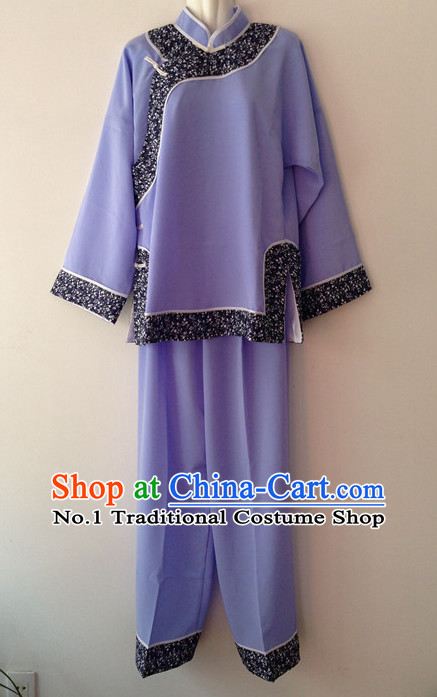Chinese Grandmother Costumes for Women