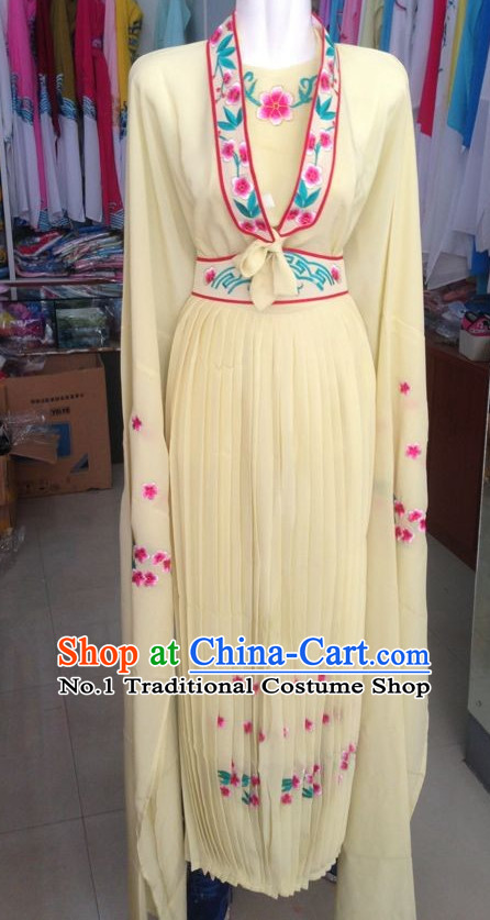 Long Sleeve Classical Dancing Costumes for Women