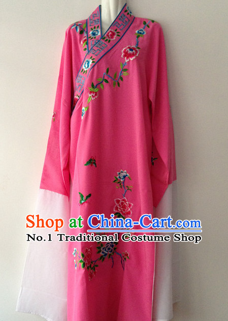 Long Sleeve Beijing Opera Long Robe for Men