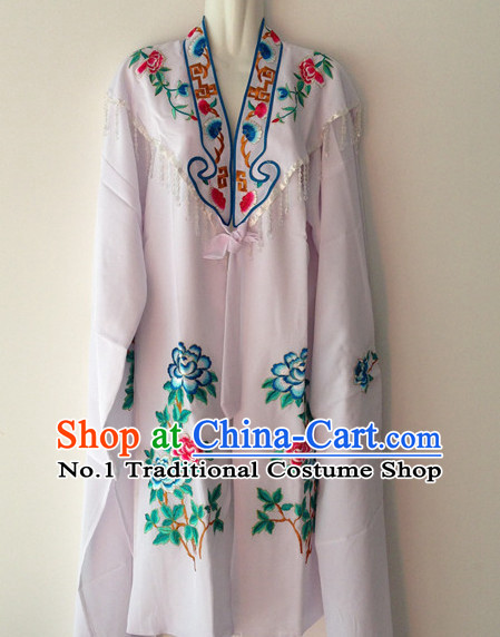 Long Sleeve Beijing Opera Female Costume