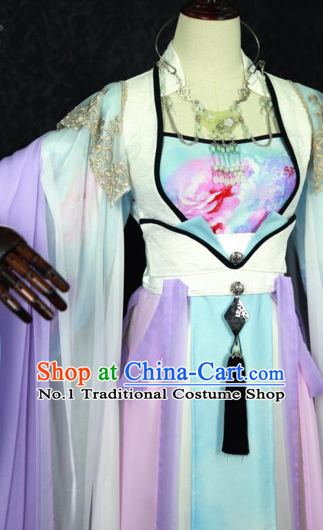 Chinese Classical Hanfu Suit