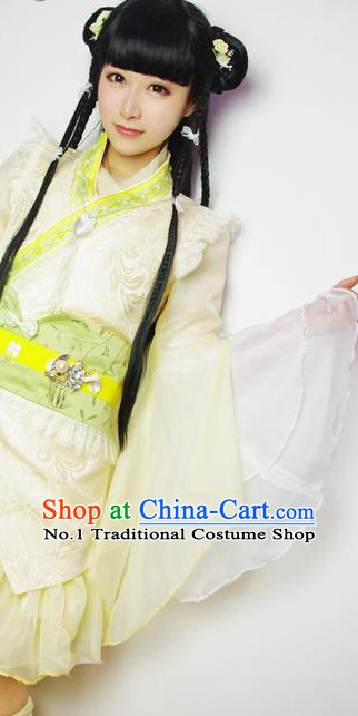 Chinese Style Fairy Costume for Women