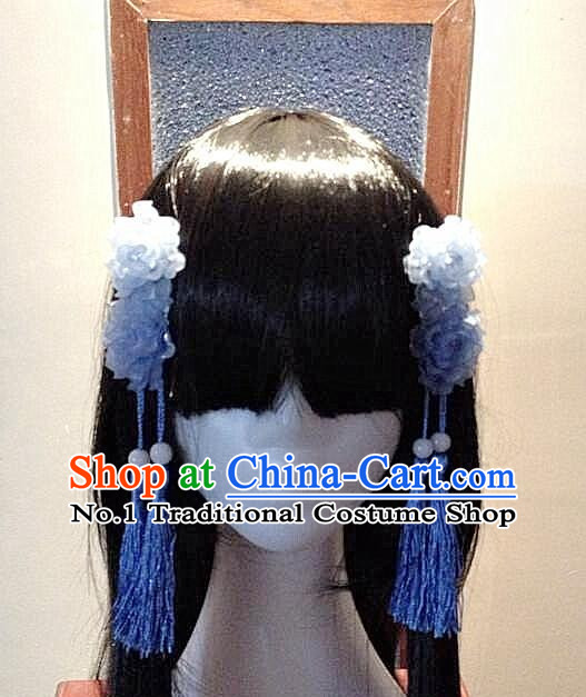 Chinese Style Female Handmade Hair Accessories