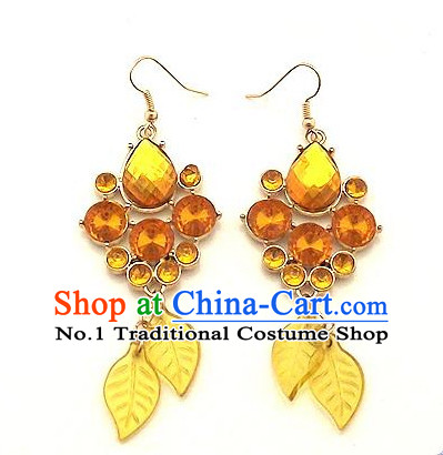 Chinese Style Handmade Earrings