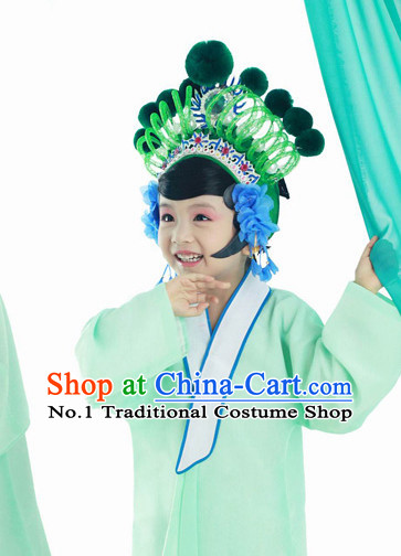 Chinese Ancient Kids Beijing Opera Hat