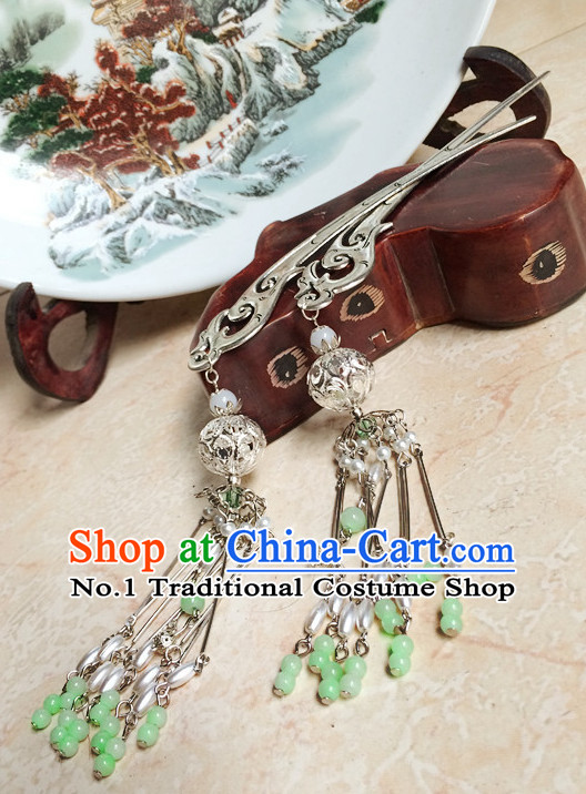 Traditional Chinese Handmade Accessories Hair Pins Hair Jewelry