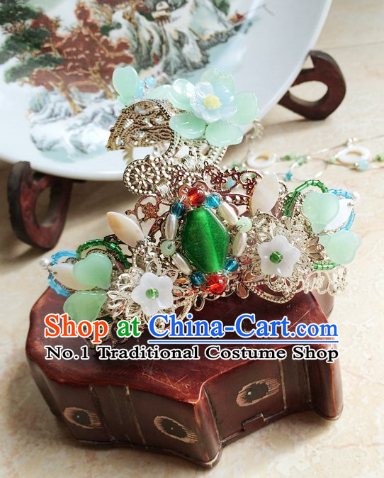 Traditional Chinese Handmade Hair Accessories Hair Pins Hair Jewelry Headpieces