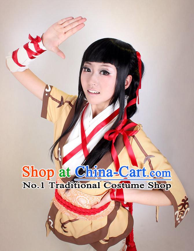 Halloween asian costumes