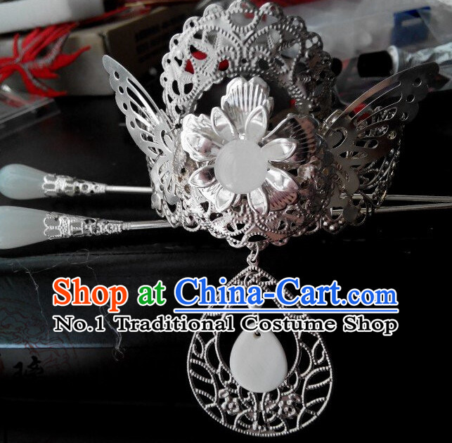 Chinese Traditional Handmade Coronet
