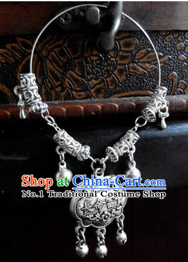 Chinese Traditional Handmade Necklace