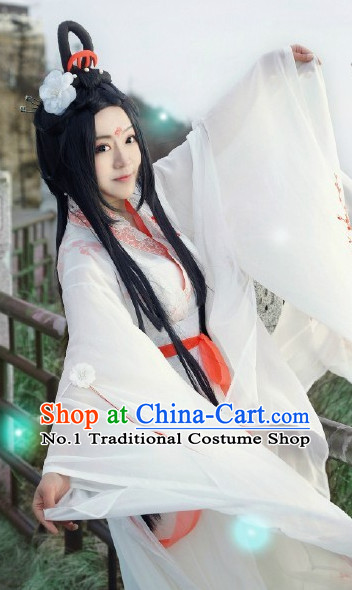 Chinese Ancient Fairy Hanfu Outfits for Women