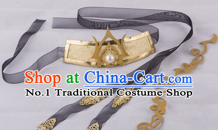 Chinese Traditional Hanfu Belt Decorations