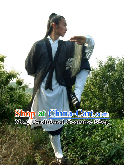 Chinese Wudang Mountain Taoist Uniform for Men