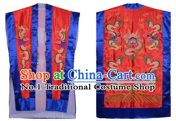 Chinese Folk Wudang Mountain Taoist Robe for Men