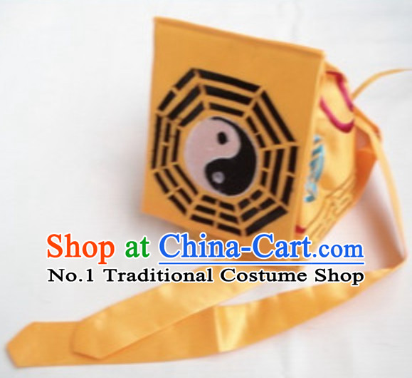 Handmade Chinese Ancient Taoist Hat