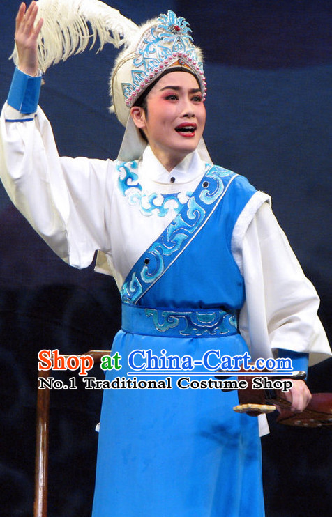Asian Chinese Traditional Dress Theatrical Costumes Ancient Chinese Clothing Opera Ethnic Prince Costumes
