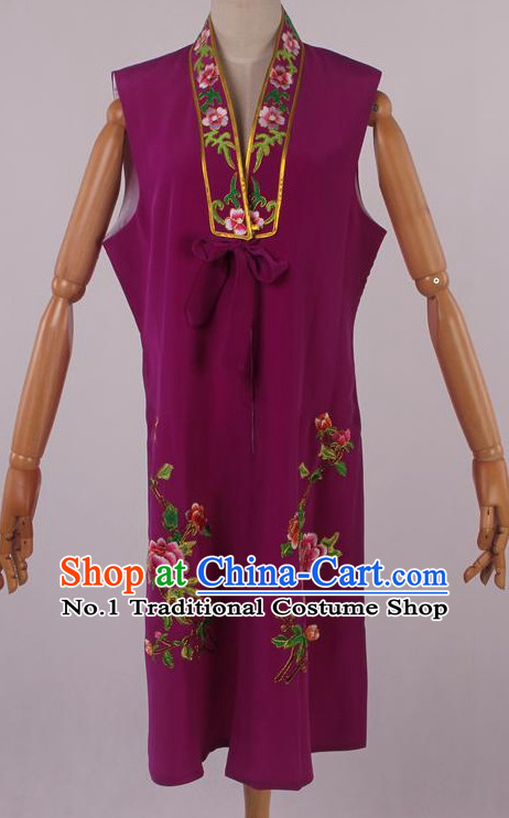 Chinese Traditional Peking Opera Embroidered Jacket