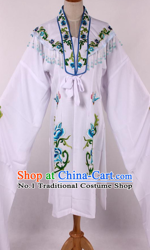 Chinese Traditional Oriental Clothing Theatrical Costumes Opera Costume Female Dress