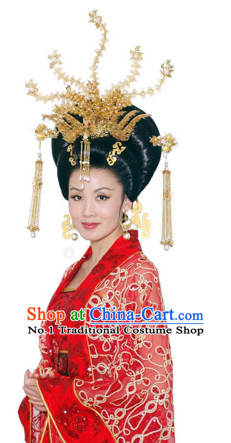 Traditional Chinese Handmade Phoenix Hair Accessories