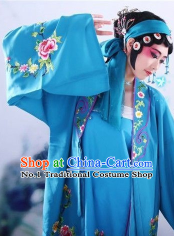 Traditional Chinese Handmade Opera Hair Accessories