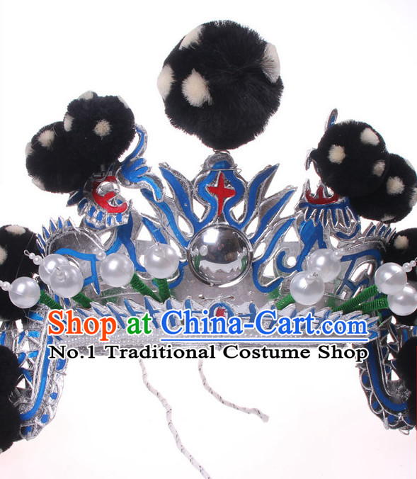 Traditional Chinese Handmade Opera Hat