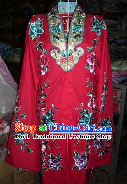 Handmade Ancient Chinese Beijing Opera Hua Tan Hua Dan Clothes