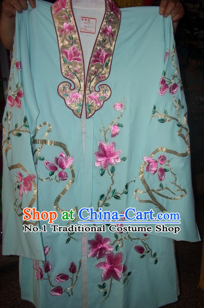 Ancient Chinese Beijing Opera Hua Tan Hua Dan Long Costumes for Women