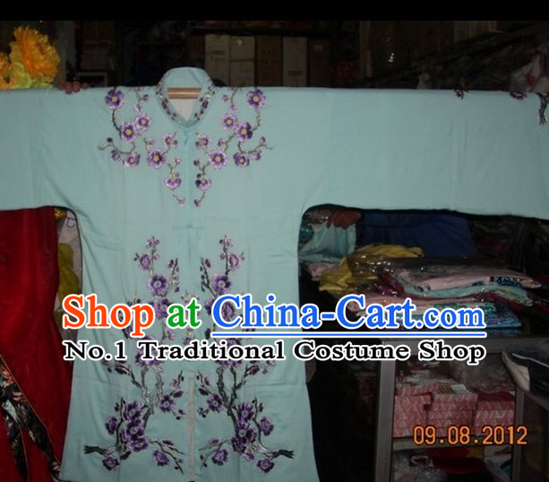 Handmade Ancient Chinese Beijing Opera Hua Tan Hua Dan Costumes for Women