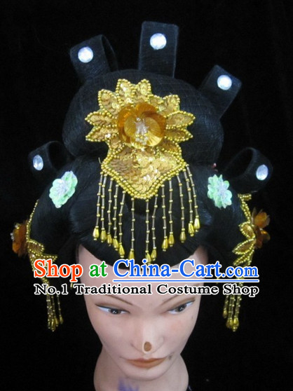 Ancient Tang Dynasty Empress Hair Accessories