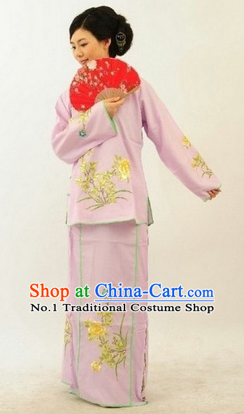 Traditional Chinese Beijing Opera Costume for Ladies