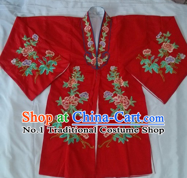 Traditional Chinese Peking Opera Gowns