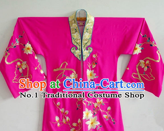 Traditional Chinese Peking Opera Suits