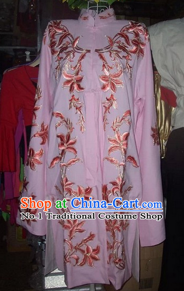 Traditional Chinese Peking Opera Garment